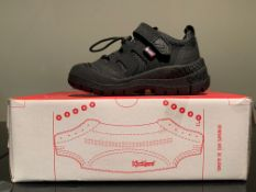 NEW & BOXED KICKERS TRAINER SIZE INFANT 5 (196 UPSTAIRS)