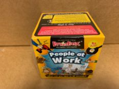 1 X NEW & BOXED PEOPLE AT WORK GAME (76/28)