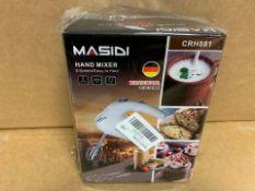1 X NEW & BOXED MASIDI HAND MIXER (12/28)