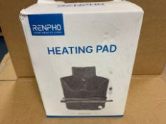 1 X NEW & BOXED RENPHO HEATING PAD (46/28)