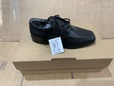1 X NEW & BOXED SHOES SIZE JUNIOR 2 (88/28)
