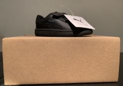 NEW & BOXED PUMA SOFT FOAM TRAINERS SIZE INFANT 6 (67 UPSTAIRS)
