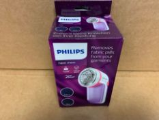 1 X NEW & BOXED PHILLIPS FABRIC SHAVER (67/28)