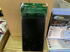 50 X BRAND NEW RADIO/STEREO UNDERDASH MOUNTING CABINETS (301/4)