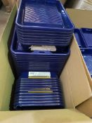 47 x NEW ASSORTED PAINT ROLLER TRAYS (149/4)