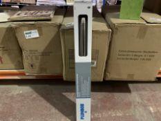 12 X BRAND NEW PLUMBOB STRAIGHT STAINLESS STEEL GRAB BARS (357/4)