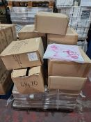 (M15) PALLET TO CONTAIN A LARGE QTY OF VARIOUS ARTHOUSE STOCK. GIRLS SELFIE CANVASES ETC. APPROX.