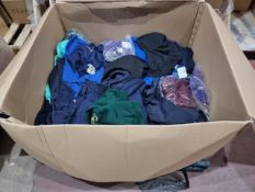 (M13) PALLET TO CONTAIN APPROX. 120 X ASSORTED SWEATSHIRTS - SOME WITH LOGOS