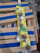(M19) PALLET TO CONTAIN APPROX. 600 x CHRISTMAS ARIEL//PEN TOPPERS. PRICE MARKED AT £1.30 EACH