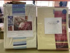 24 X BRAND NEW COAST TO COAST SINGLE FITTED SHEETS VARIOUS COLOURS