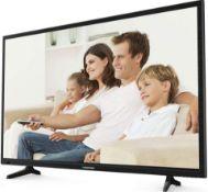 BRAND NEW BLAUPUNKT 49 INCH FULL HF FREEVIEW TV HD TV. SATELLITE HD, USB RECORD