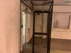 MESH SECURITY BARRIER SIZE: 140X260CM
