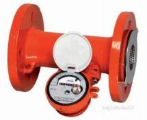 NEW (FR6)1 X Itron Metering IRRIMAG water meter.