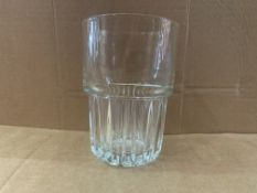 5 X BRAND NEW PAKCS OF 12 LIBBEY EVEREST 414ML COOLER GLASSES