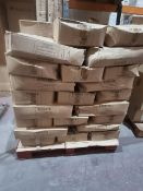 (J1) PALLET TO CONTAIN 22,000 x CUT FLOWERS CARRIER BAGS. RRP £45 PER 1,000.