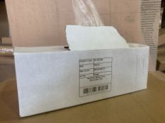 6 X BRAND NEW PACKS OF 250 1/3 AND 1/4 PAN STEAM LINERS (49/8)
