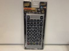 20 X NEW PACKAGED ENZO JUMBO UNIVERSAL REMOTE CONTROLS (219/8)
