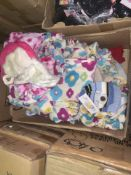 (NO VAT) 25 X VARIOUS CHILDRENS HATS AND SCARF (99/8)