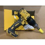 DEWALT DCD777N 18V DRILL DRIVER BARE. BOXED. UNCHECKED