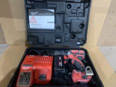 Milwaukee M18FPD-402B Percussion Combi Drill 18V 4.0Ah Li-ion Battery. WITH 1 X BATTERY, CHARGER &