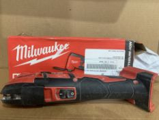 Milwaukee M18BMT-0 18V M18 Multi-Tool. BARE. BOXED. UNCHECKED