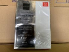 20 X BRAND NEW NORWOOD READY MADE BLACKOUT LININGS IN VARIOUS STYLES AND SIZES (515/8)