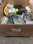 (Y3) PALLET TO CONTAIN A LARGE QTY OF VARIOUS ITEMS TO INCLUDE PLAYDOH DOH VINCHI STENCIL YOUR ART