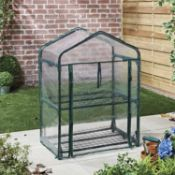 (REF2067423) 1 Pallet of Customer Returns - Retail value at new £700.66. To include: B&Q 2 TIER MINI