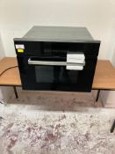 Prima Built-In Compact Combi Microwave Oven PRCM333
