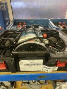 ERBAUER ER2100 2100W ELECTRIC ROUTER 220-240V COMES WITH ACCESSORIES (UNCHECKED)