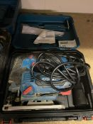 ERBAUER EJS750 750W ELECTRIC JIGSAW 220-240V COMES WITH CARRY CASE (UNCHECKED)