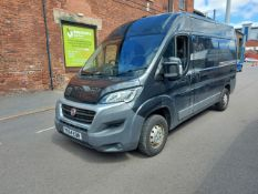 YR64EBM - 2014 FIAT DUCATO VAN. COMES WITH AIR BAGS, SAT NAV, CD PLAYER, 6 SPEED GEARBOX, FACTORY