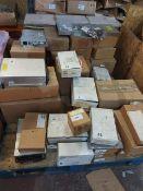 (Q2) PALLET TO CONTAIN CIRCA 30 x NEW BOXED COMPUTER PARTS/COMPONENTS. ORIGINAL RRP VALUE CIRCA £3,