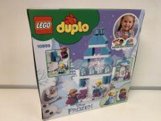 2 X BRAND NEW LEGO DUPLO FROZEN SETS