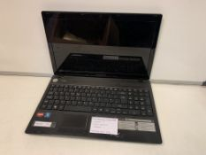 ACER EMACHINES E642 LAPTOP, WINDOWS 10, 500GB HARD DRIVE WITH CHARGER