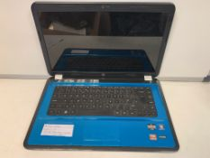 HP G6 LAPTOP, WINDOWS 10, 320GB HARD DRIVE WITH CHARGER