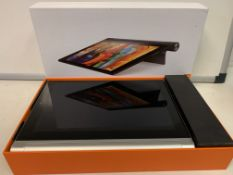 BOXED LENOVO YOGA 2 TABLET, 16GB STORAGE WITH CHARGER