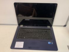 HP G62 LAPTOP, INTEL CORE i3, 2.27GHZ, WINDOWS 10, 500GB HARD DRIVE WITH CHARGER