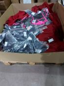 (C1) PALLET TO CONTAIN A LARGE QUANTITY OF VARIOUS CLOTHING TO INCLUDE LAKELAND JACKETS RRP £119