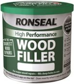 (REF2082684) 1 Pallet of Customer Returns - Retail value at new £642.50. To include: RONSEAL WOOD