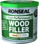 (REF2083472) 1 Pallet of Customer Returns - Retail value at new £719.46. To include: RONSEAL WOOD