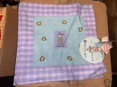 350 X BRAND NEW LITTLE CHAP CUSHION COVERS (128/20)