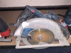 BOSCH GKS 18 V-57 164MM 18V LI-ION COOLPACK CORDLESS CIRCULAR SAW (UNCHECKED) (93/20)