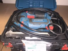 ERBAUER EJS750 750W ELECTRIC JIGSAW 220-240V COMES WITH CARRY CASE (UNCHECKED) (85/20)