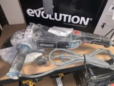 ERBAUER EAG2200 CORDED ANGLE GRINDER (UNCHECKED) (75/20)