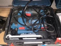 ERBAUER EJS750 750W ELECTRIC JIGSAW 220-240V COMES WITH CARRY CASE (UNCHECKED) (117/20)