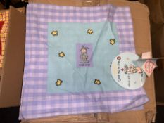 420 X BRAND NEW LITTLE CHAP CUSHION COVERS (127/20)