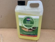 6 X BRAND NEW 2.25L DECKING CLEANER (99/27)