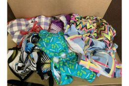 20 X BRAND NEW INDIVIDUALLY PACKAGED SWIMSUITS/BIKINI SETS IN VARIOUS STYLES (SIZES VARY 8-16) (77/