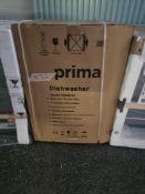 PRIMA PRDW212 BI FI 60CM D/WASH STST